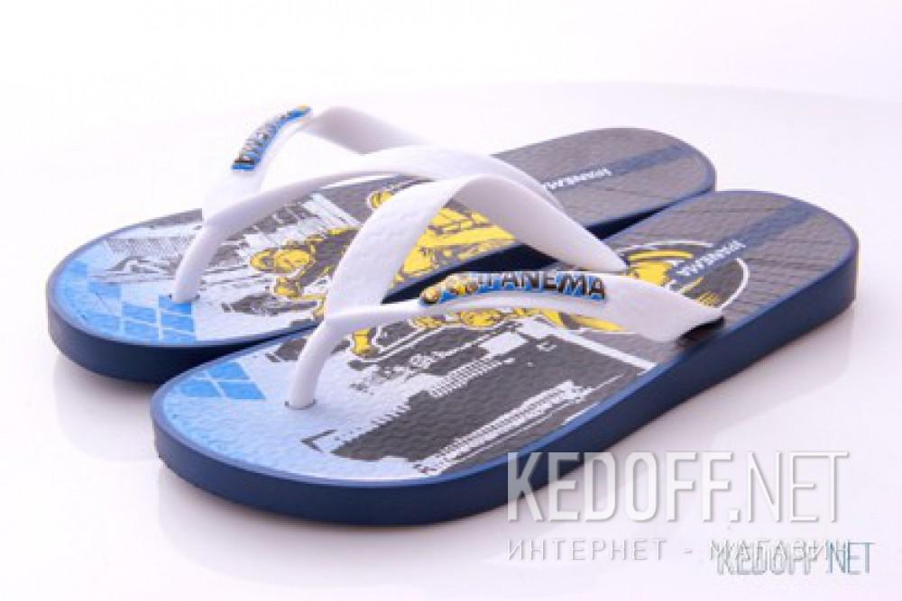 Детская обувь Rider 80633-20247 унисекс   (синий/белый) купить Киев