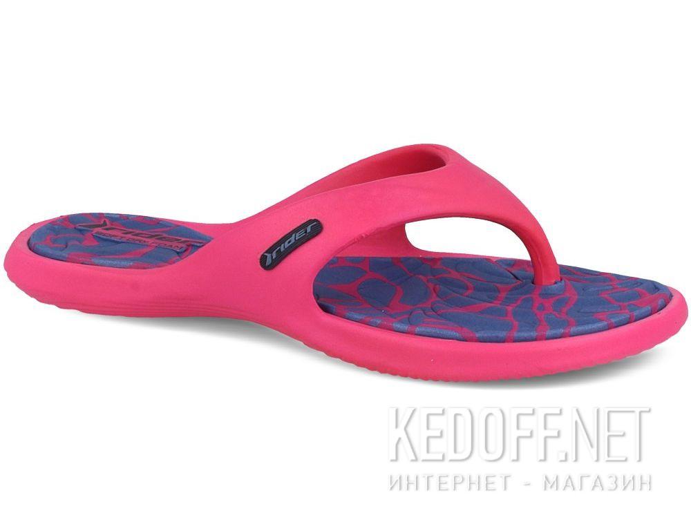 Купить Вьетнамки Rider 81905-22437 Made in Brazil  (розовый)