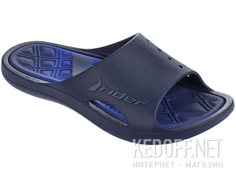 Купить Вьетнамки Rider Bay VI Ad 81901-24152 Made in Brasil унисекс   (тёмно-синий/синий)