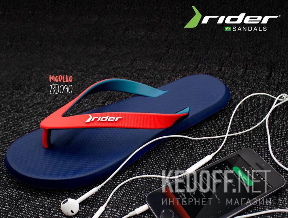 Цены на Вьетнамки Rider R1 AD 10594-24063   (чёрный/красный/серый)
