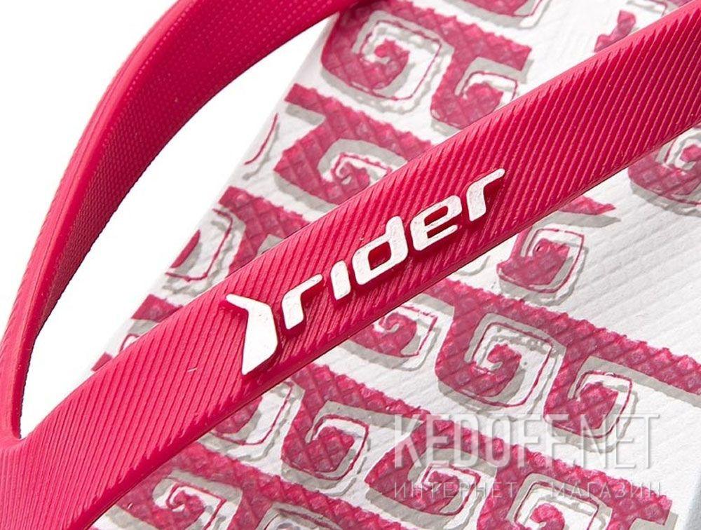 Вьетнамки Rider R1 81561-20755 Made in Brasil  (розовый/белый) купить Украина