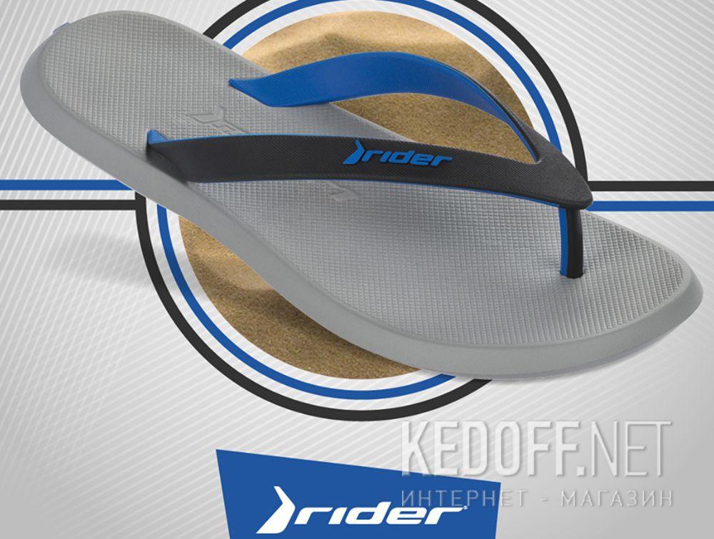 Вьетнамки Rider R1 AD 10594-23532    (тёмно-синий/серый) купить Киев