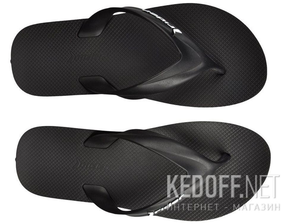 Вьетнамки Rider Strike AD 81666-24050 унисекс   (чёрный) купить Украина