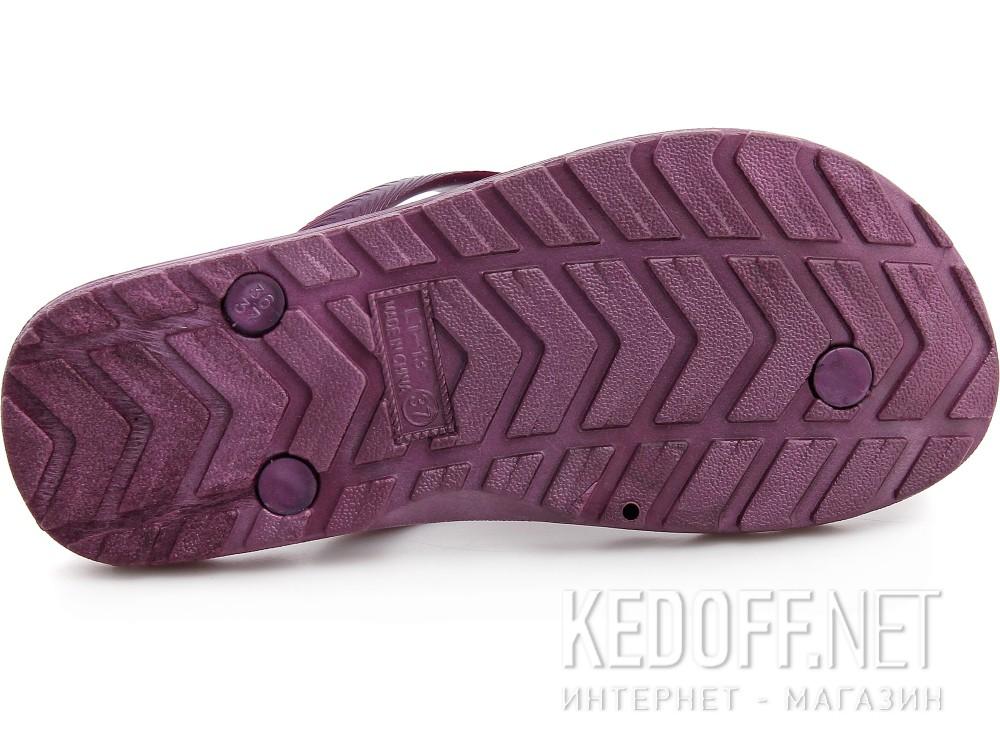 Женские вьетнамки Coral Coast 60003   (фиолетовый) купить Киев