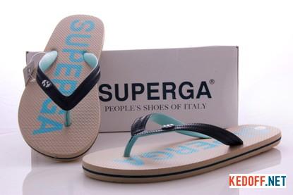 Мужские вьетнамки Superga - 240908-2