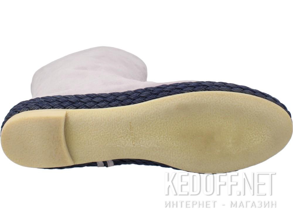 Женские сапоги Tapeet 7005-26   (бирюзовый)