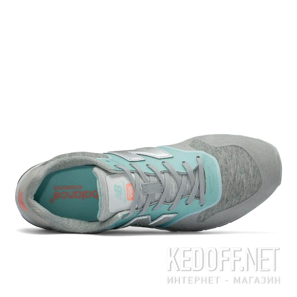 Оригинальные Женские кроссовки New Balance WR996NOB