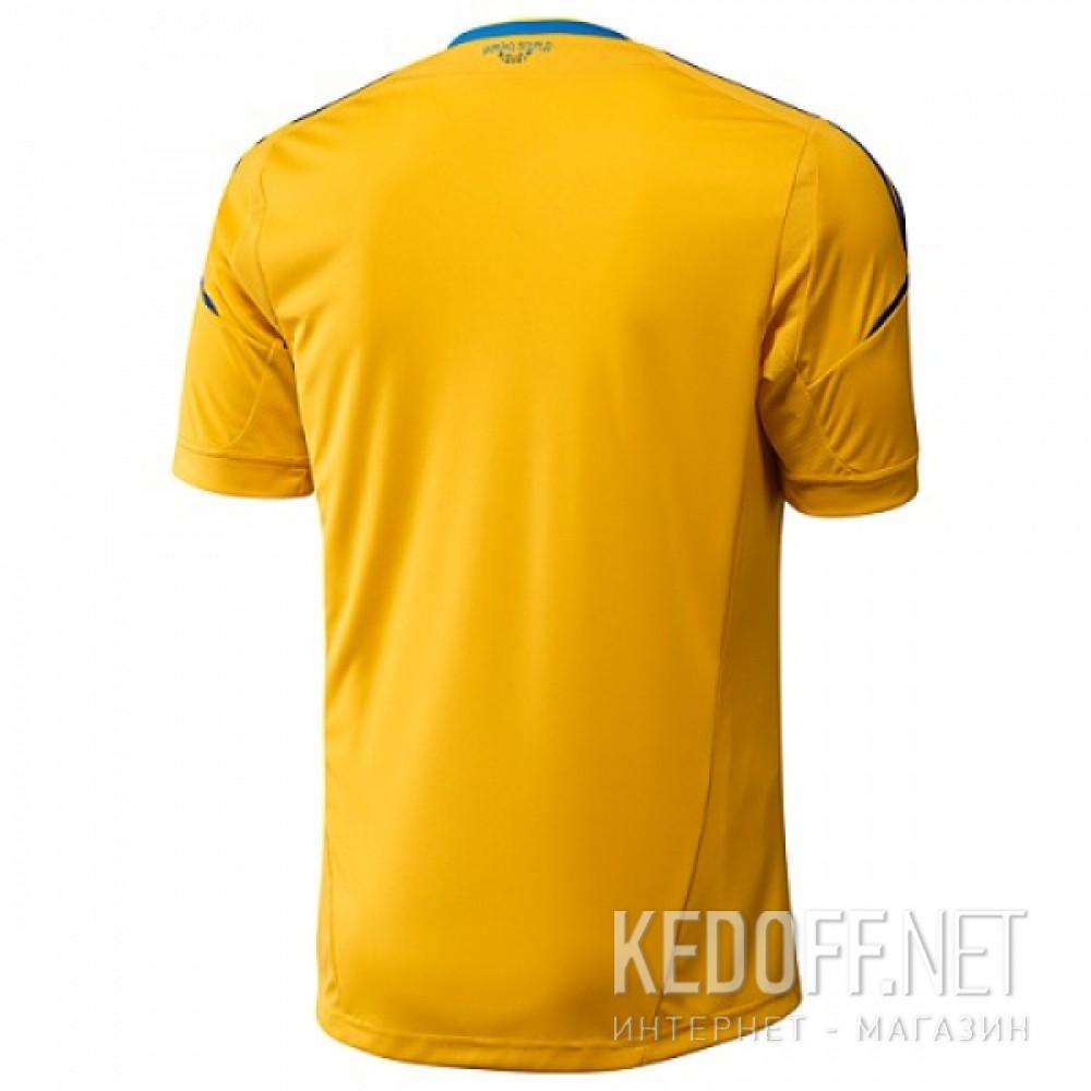 Мужские футболки Adidas 11627   (жёлтый) купить Украина