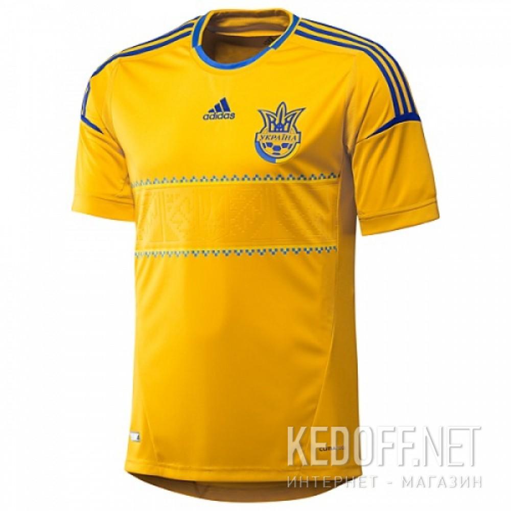 Купить Мужские футболки Adidas 11627   (жёлтый)