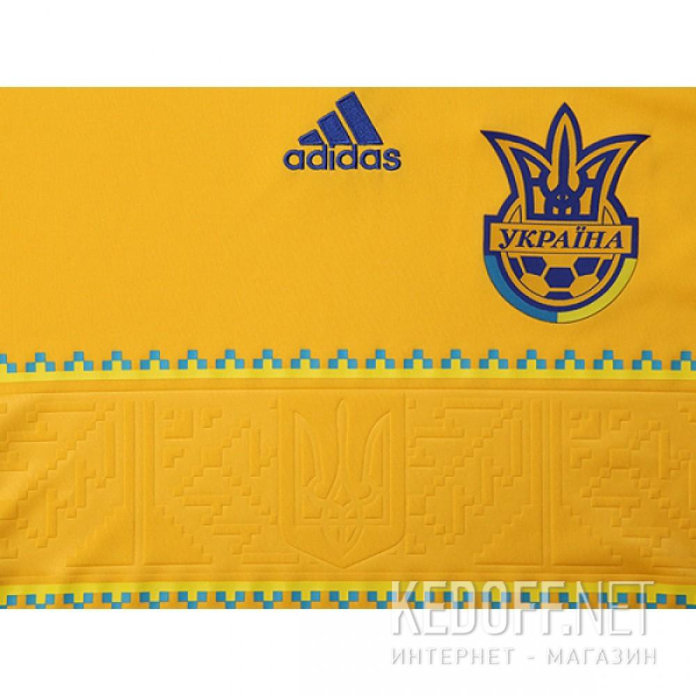 Мужские футболки Adidas 11627   (жёлтый) купить Киев