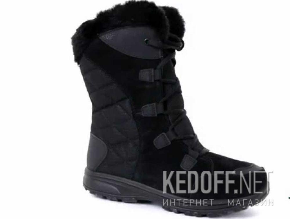 Купить Зимние ботинки Columbia Ice Maiden II BL 1581-011 1554171-011