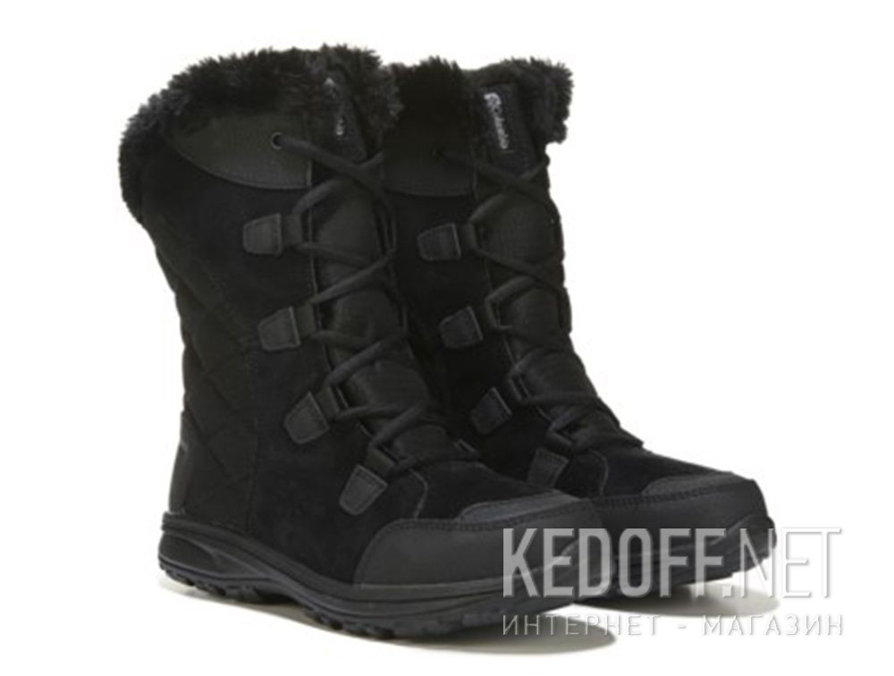 Зимові черевики Columbia Ice Maiden II BL 1581-011 1554171-011 купить Киев a38e1fa8b6218