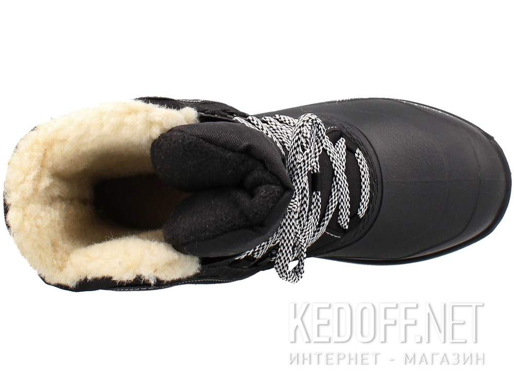 Зимние Ботинки Forester Apres Ski A7011-27   (чёрный) купить Киев