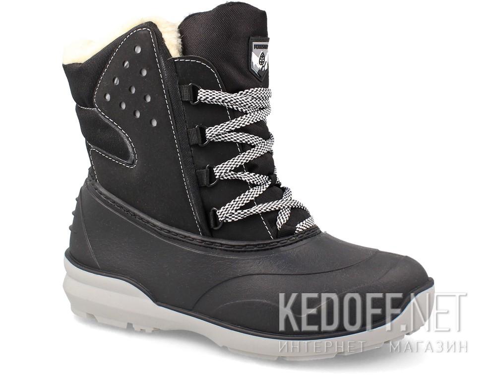 Купить Зимние Ботинки Forester Apres Ski A7011-27   (чёрный)