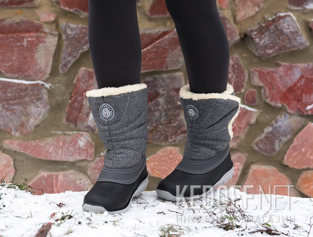 Winter boots Forester Arktika fur A701-37 Grey Up