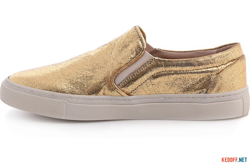 Сліпони Las Espadrillas Golden fabric 557115-9248
