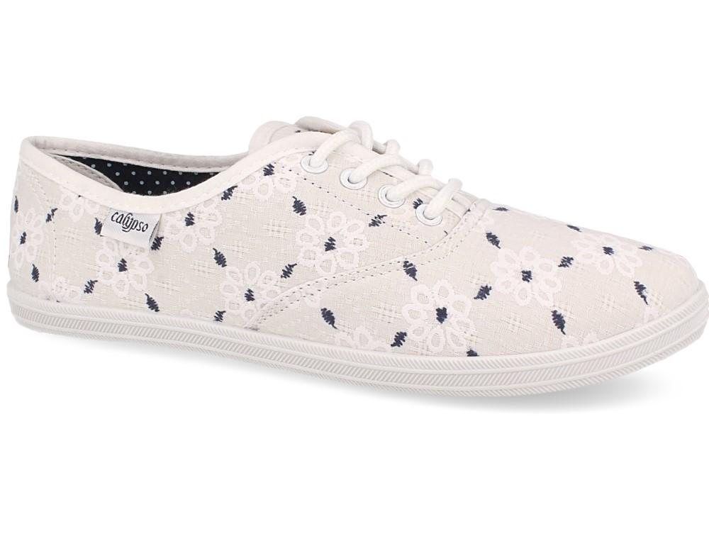 Купить со скидкой Спортивная обувь Calypso 7345-001 унисекс белый