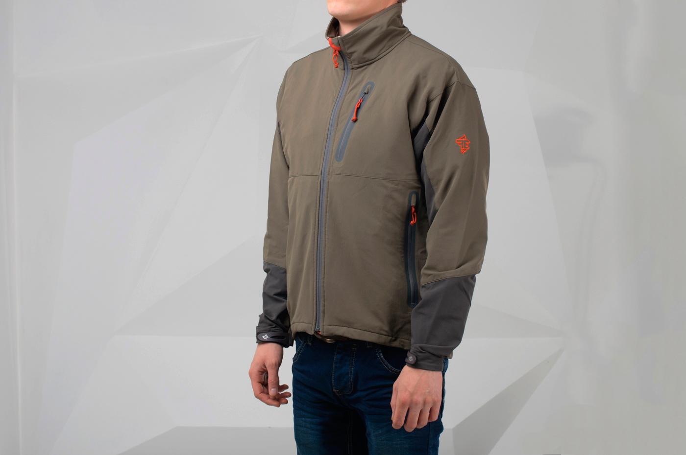 Купить со скидкой Куртки Forester 458114 зеленый