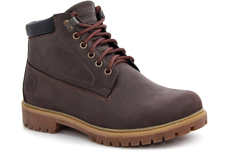 Купить со скидкой Мужские ботинки Forester Panama Jak 7751-177