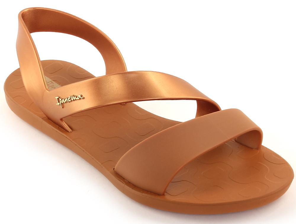 Купить Женские сандалии Ipanema Vibe Sandal 82429-21539, Rider, Золотистий, Светло-коричневый, Бронзовый, Песочный, Бежевый, Коричневый