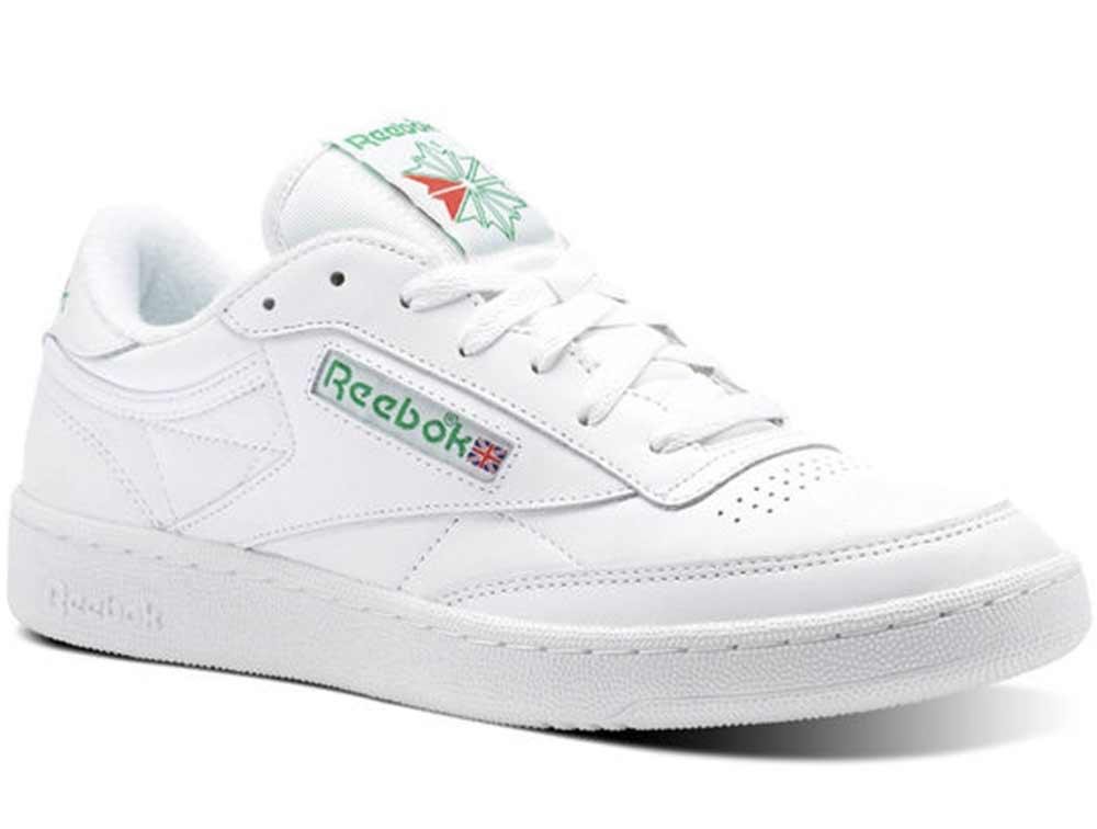 Купить со скидкой Кроссовки Reebok Club C 85 AR0456 White