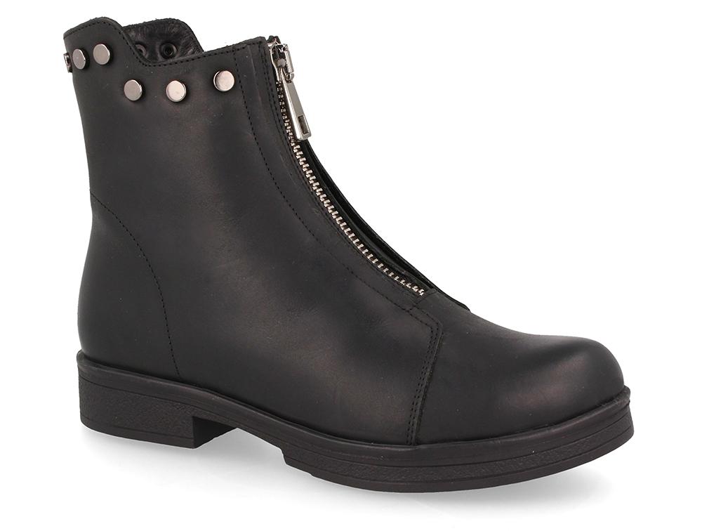Купить со скидкой Женские ботинки Forester Zip Crazy 3500-27