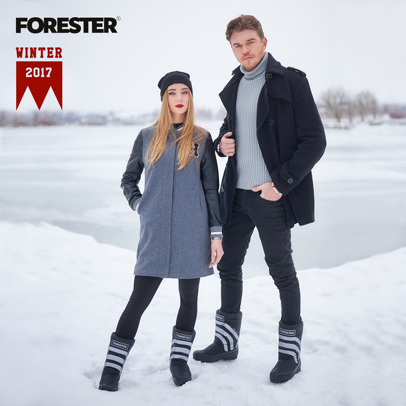Дутики Forester