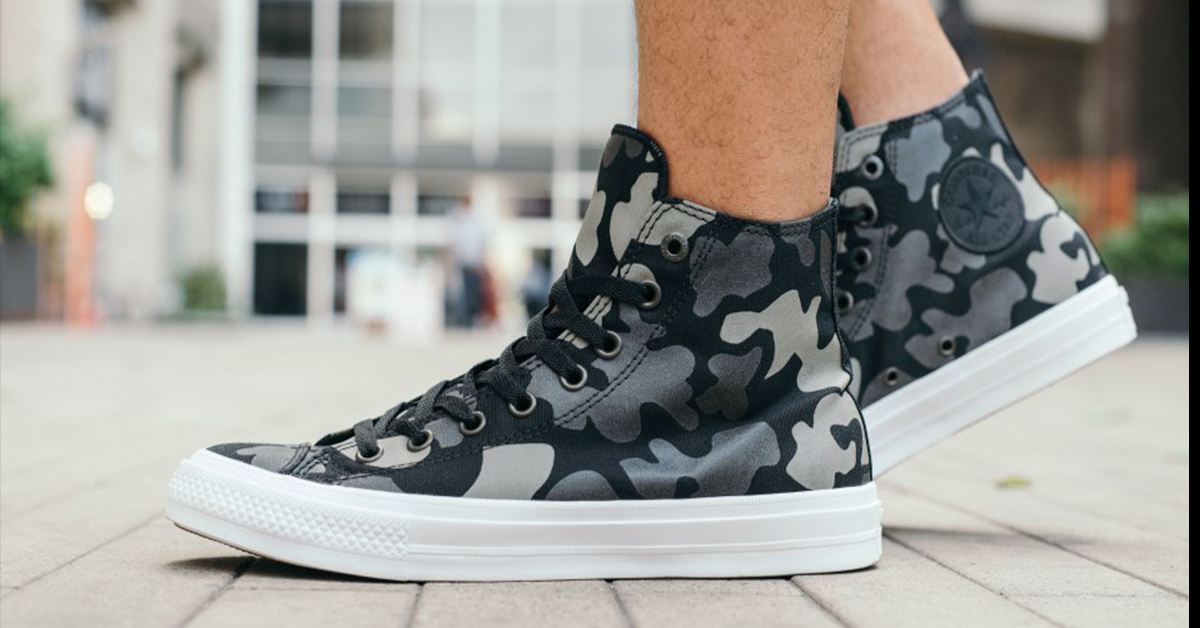Converse All Star Camoflage