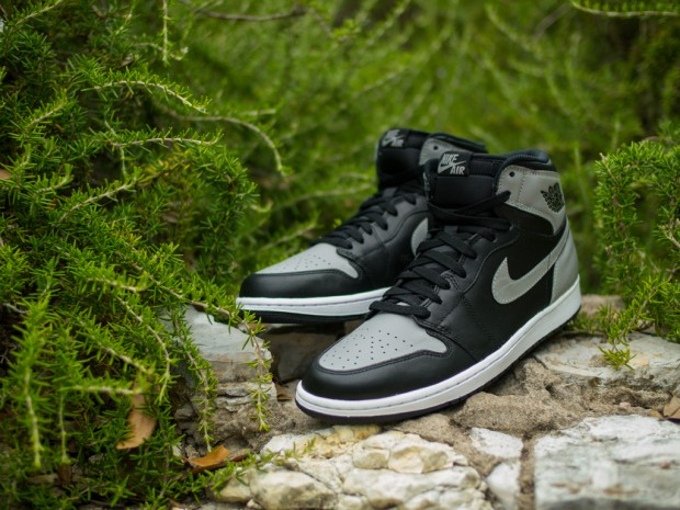 "AIR JORDAN 1 RETRO HIGH OG ""SHADOW GREY"""