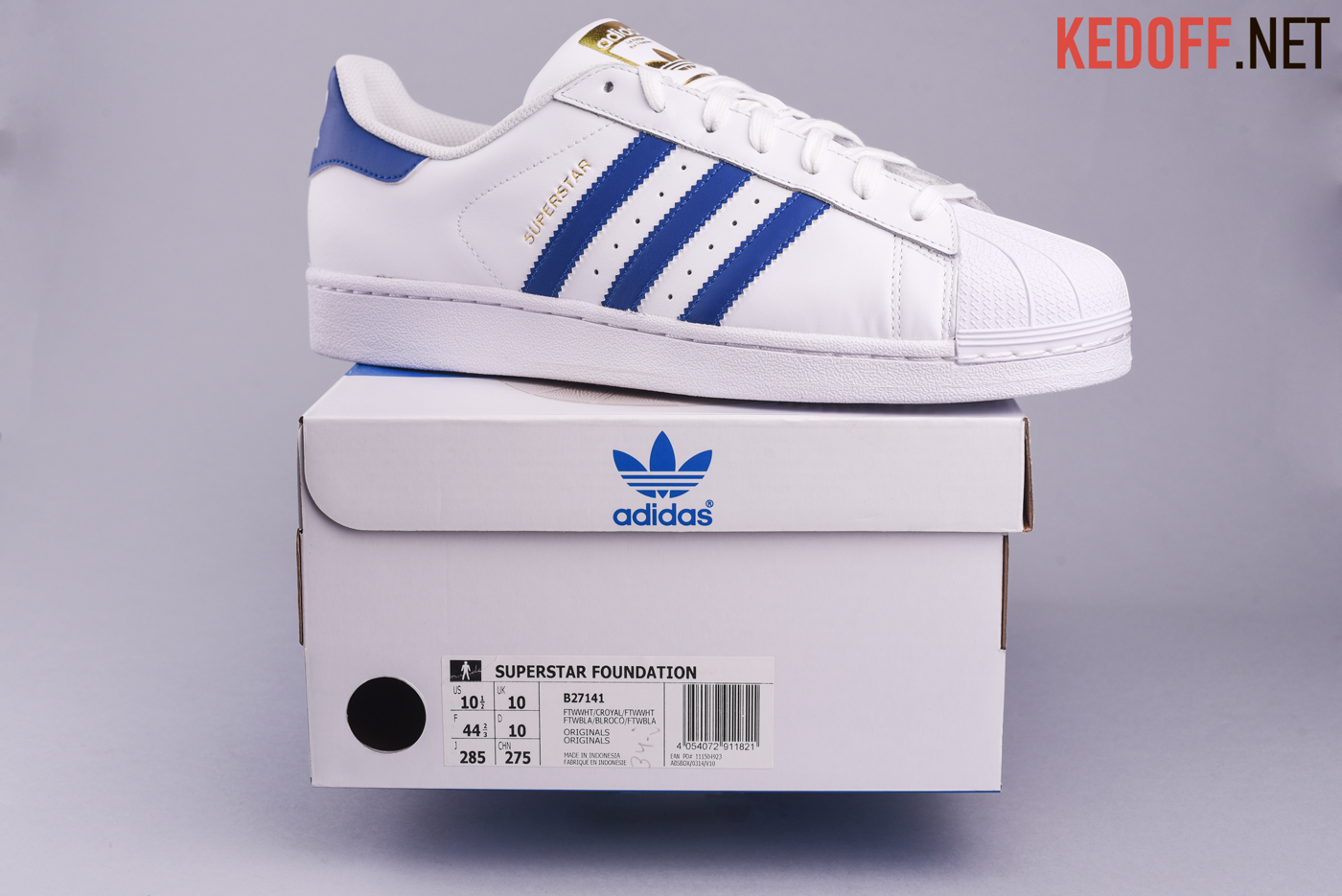 Adidas Originals Superstar Fundation B27141