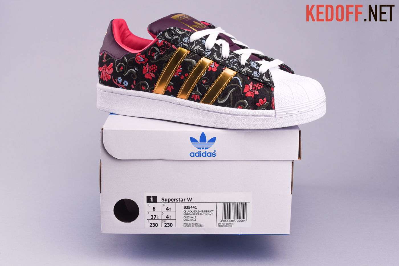 Adidas Superstar Russian Bloom B35441