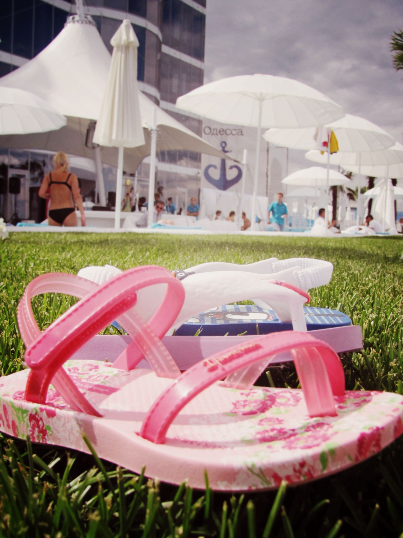 Ipanema fashion sandal baby FF