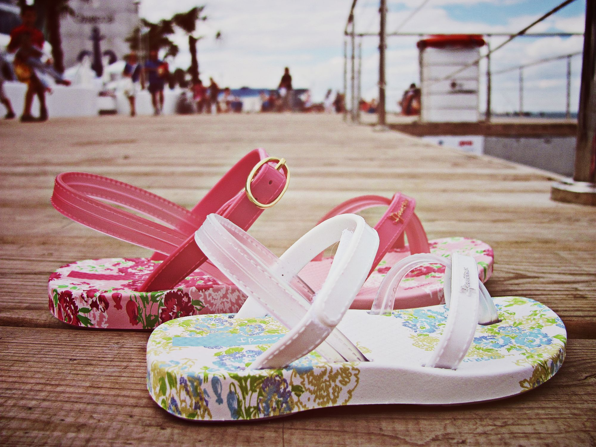 Ipanema fashion sandal baby FF 2014 year