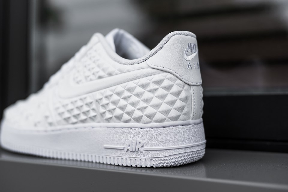 "Nike Air Force 1 ""White"""