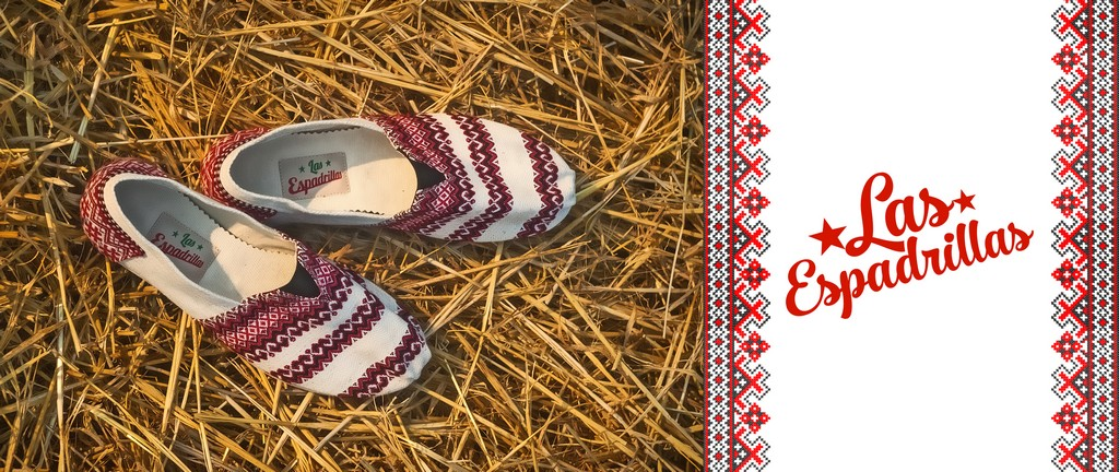 Las Espadrillas Ukraine Native