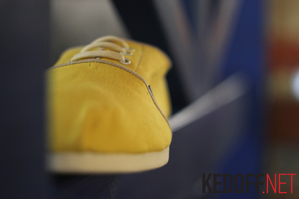 Las Espadrillas Authentic Canvas Yellow