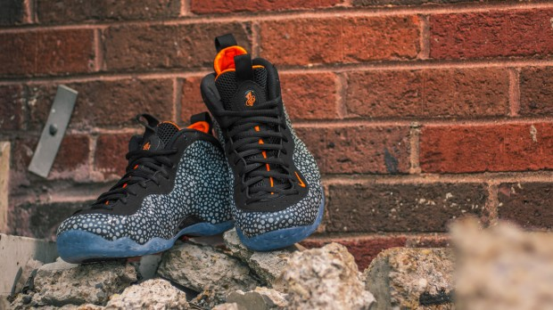 "NIKE AIR FOAMPOSITE ONE PRM ""SAFARI"""