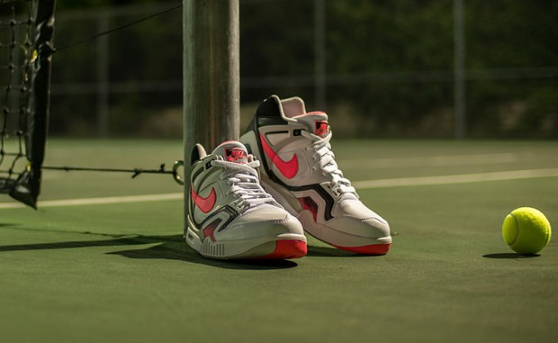 "NIKE AIR TECH CHALLENGE II ""HOT LAVA"""