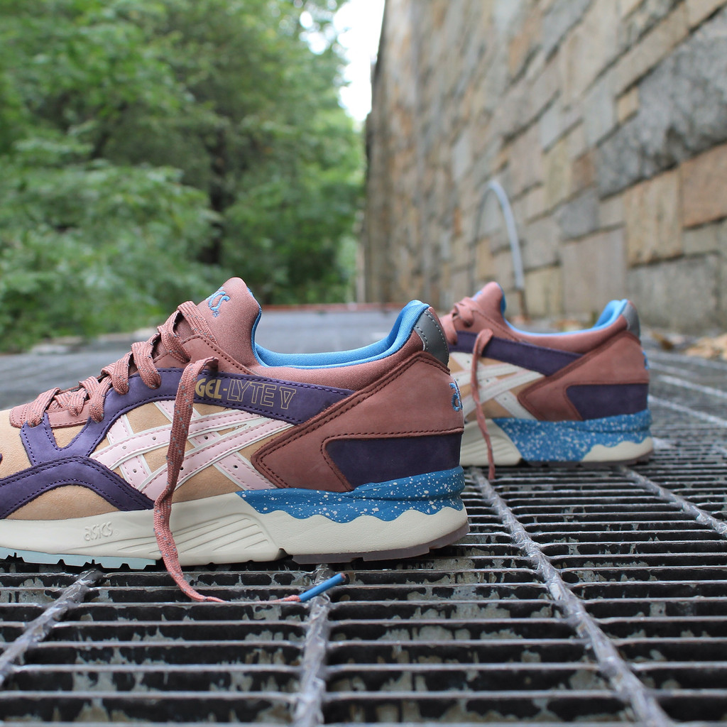 Offspring x ASICS x Onitsuka Tiger - Gel Lyte V