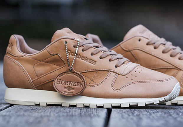 Reebok Classic Leather Lux Natural