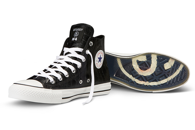 Convers All Star x STUSSY