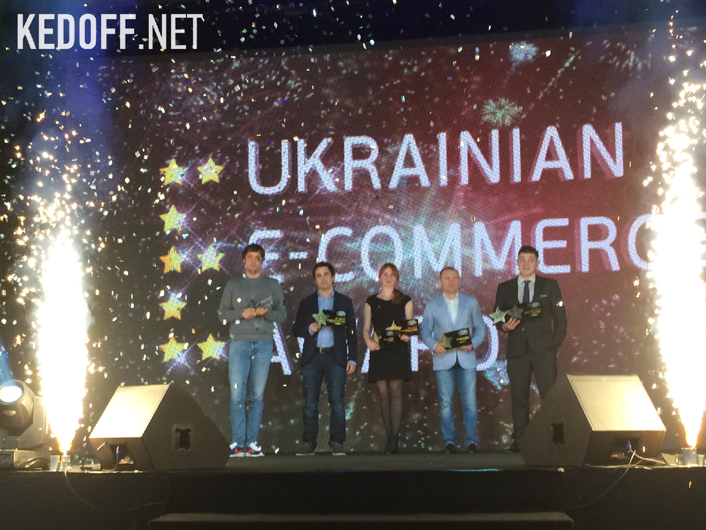победители Ukrainian E-commerce Awards 2016