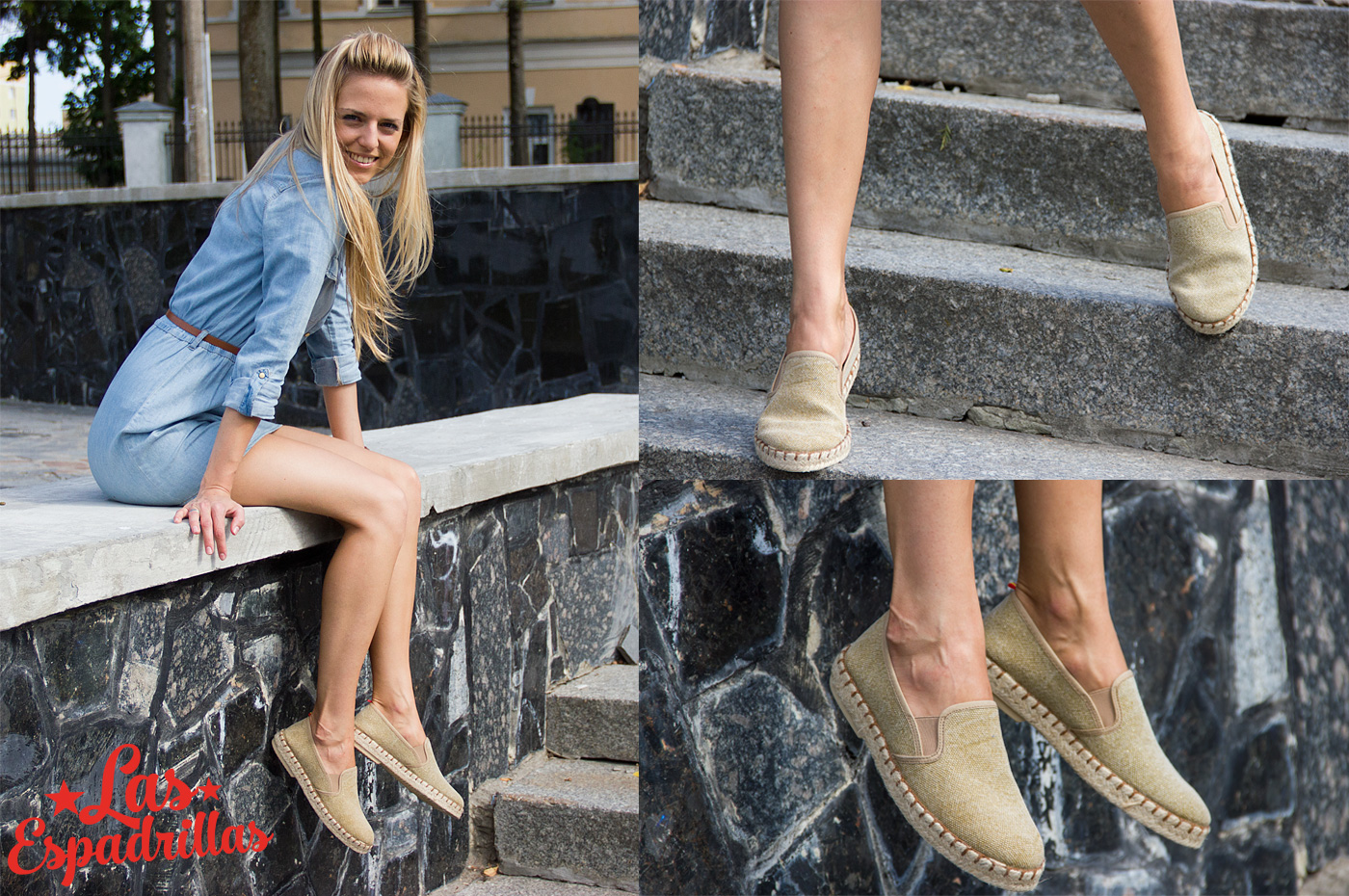 Эспадрильи-Las Espadrillas-made in spain