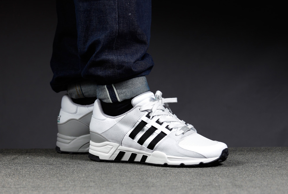 adidas EQT RUNNING SUPPORT 93 WhiteWhiteWhite