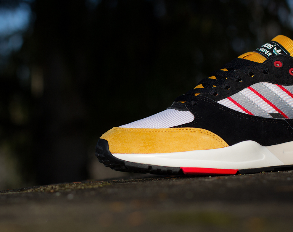 adidas Tech Super Goldenrod