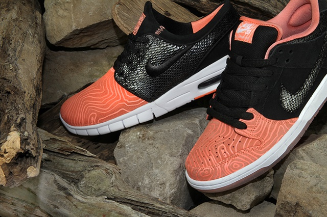 "Premier x Nike SB ""Fish Ladder"""