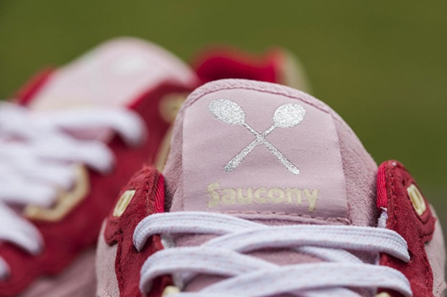 Saucony G9 Shadow 5 'Scoops' Pack Vanilla Strawberry