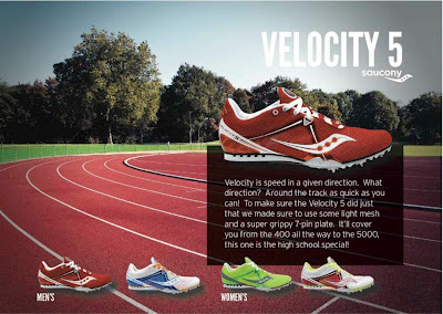 saucony velocity 5