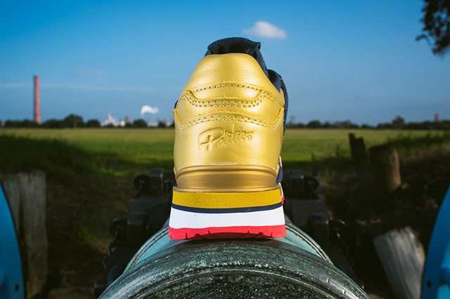 "Sneaker Politics x Saucony Courageous battle of Nola ""The Jackson"""